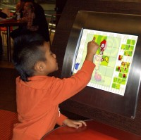 touchscreen spiele